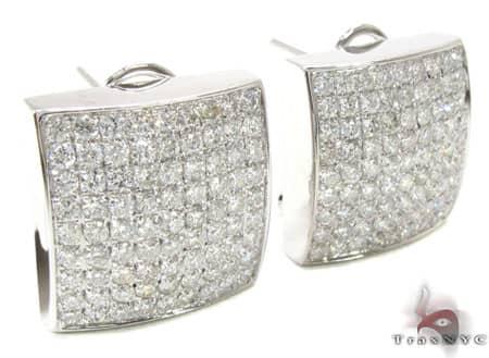 Johnny\'s Earrings 2 Stone
