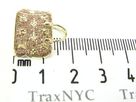 LV Pendant Stone