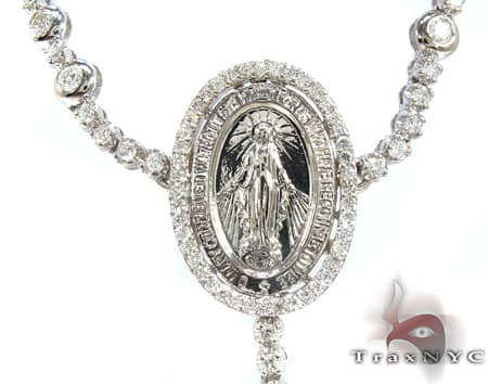 Custom Jewelry - Parsley Custom Rosary Rosary