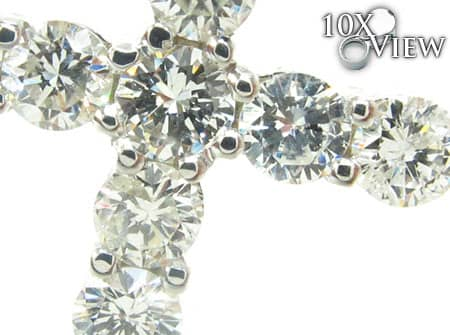 Cougar Diamond Cross Stone