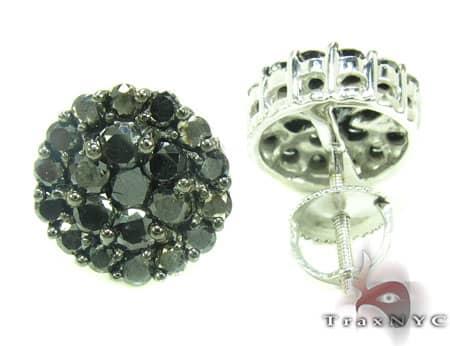 Major Cluster Earrings 2 Stone