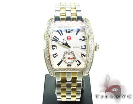 Michele Urban Mini Diamond Watch MWW02A000245 Michele Diamond Watches