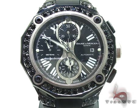Baume & Mercier Black Diamond Watch Special Watches