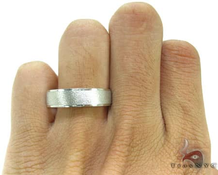 Frosted Ring Style
