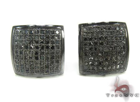 Black Diamond San Francisco Earrings Stone