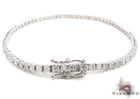 Ladies Tennis Bracelet Tennis
