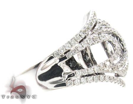 Zebra Stripes Ring Anniversary/Fashion