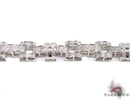 Pave Treasure Bracelet Diamond