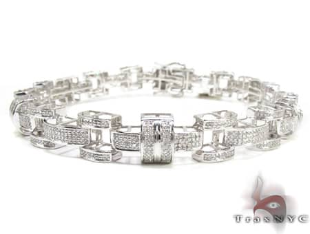 Pave Treasure Bracelet Diamond