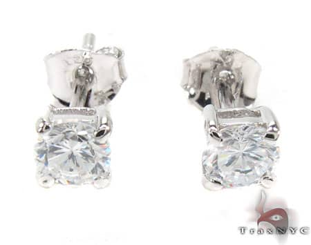 Sterling Silver Stud Earrings シルバーイヤリング