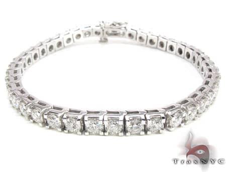 Custom Jewelry - Queen Bracelet 2 Tennis