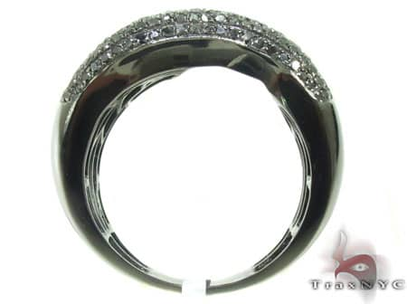 Black Diamond Bone Ring Stone