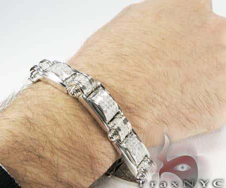 Invisible AMG Bracelet Diamond