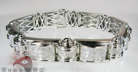 Invisible AMG Bracelet Diamond