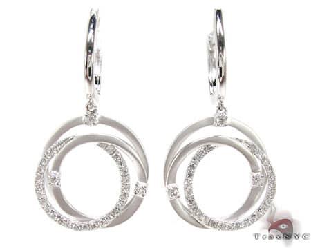 Cirque Earrings Stone