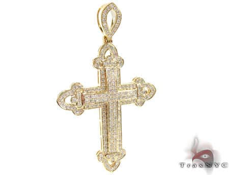 Theatrical Cross 1 Diamond
