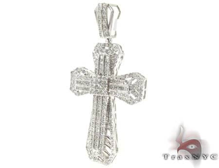White Gold Tyler Cross Diamond