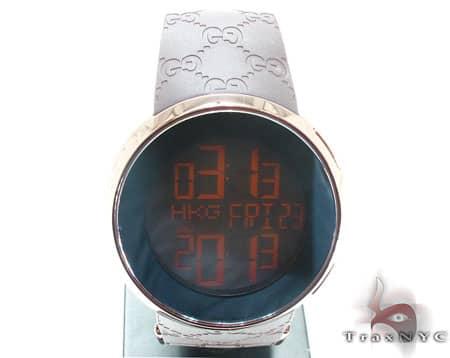 Copper Digital 114 I-Gucci Watch YA114209 Gucci