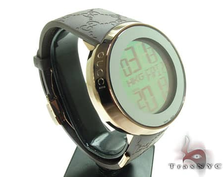Copper Digital 114 I-Gucci Watch YA114209 Gucci