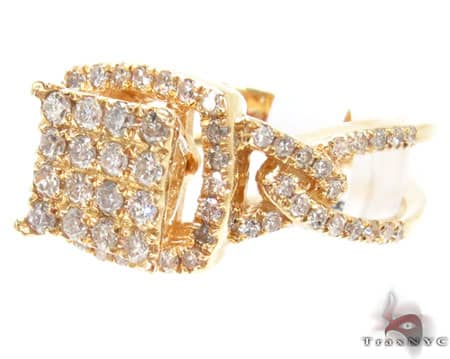 Yellow Gold Bahamas Ring Anniversary/Fashion