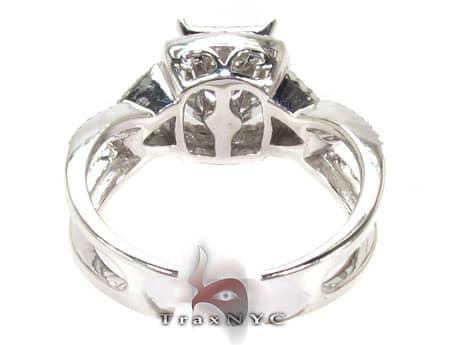 White Gold Bahamas Ring Anniversary/Fashion