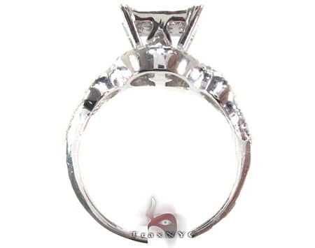White Gold Havana Ring Anniversary/Fashion