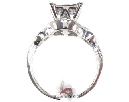 White Gold Havana Ring Anniversary/Fashion