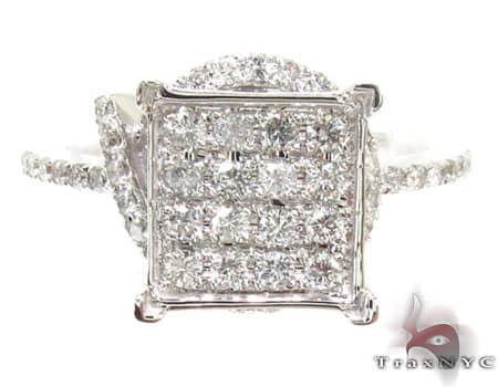 White Gold Guatemala Ring Anniversary/Fashion