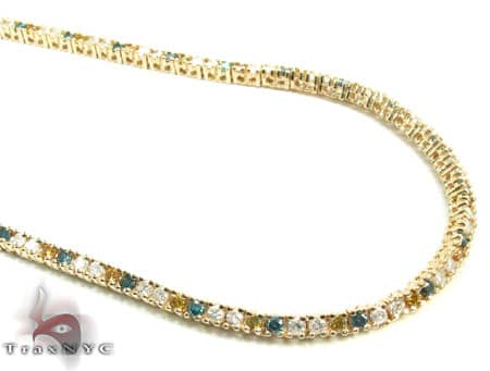 Tropic Thunder Chain 30 Inches, 3.3mm, 43.50 Grams Diamond