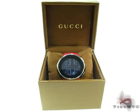 Digital 114 I-Gucci Watch YA114212 Gucci