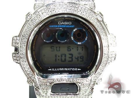 Mans White ( G-shock ) Watch