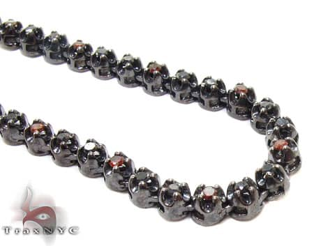 Custom Jewelry - Mens Diamond Chain 30 Inches, 4mm, 39.9 Grams Diamond