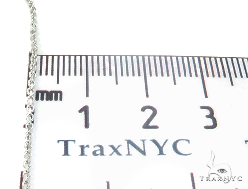 18K Gold Diamond Necklace 35950 Diamond