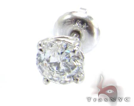 Classic Studs H Color SI2 Clarity Style
