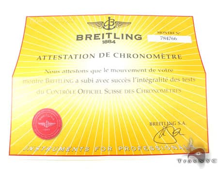 Breitling Windrider Chronomat Evolution Watch Breitling