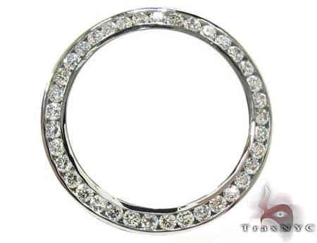 Diamond Bezel for Breitling Chronomat Evolution Watch Breitling