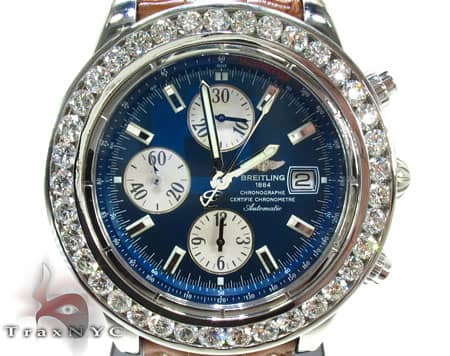 Pre-Owned Breitling Chronomat Evolution Watch 146 - A1335611-C645 Breitling