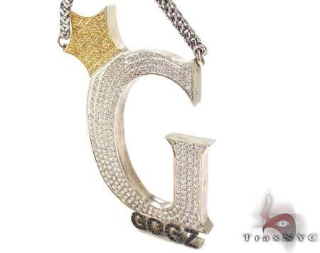 Custom Jewelry - GOGZ Pendant Metal