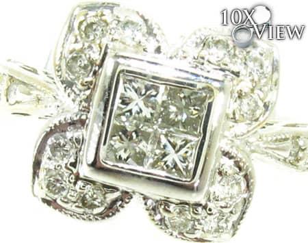 Ladies Diamond Ring 19162 Anniversary/Fashion