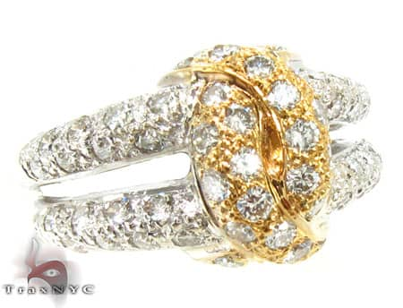 Ladies Diamond Ring 19163 Anniversary/Fashion