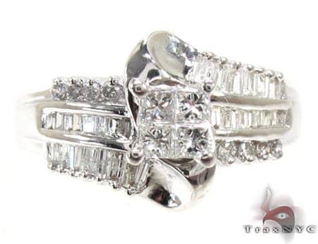 Ladies Diamond Ring 19186 Anniversary/Fashion