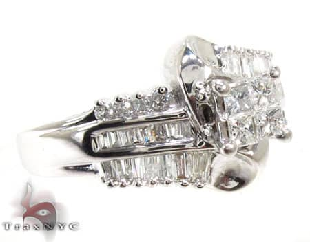 Ladies Diamond Ring 19186 Anniversary/Fashion