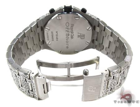 Fully Iced Audemars Piguet Royal Oak Offshore Audemars Piguet Watches