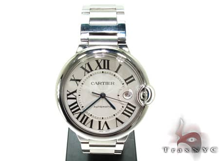 New Cartier Ballon Bleu Mens Watch W69012Z4 Cartier