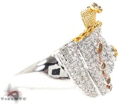 Ladies Diamond Ring 19231 Anniversary/Fashion