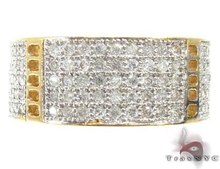 Mens Ladies Diamond Ring 19233 Wedding