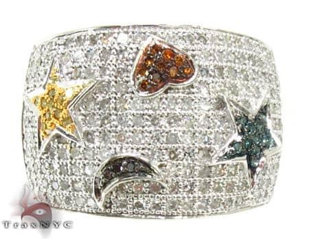 Ladies Diamond Ring 19234 Anniversary/Fashion