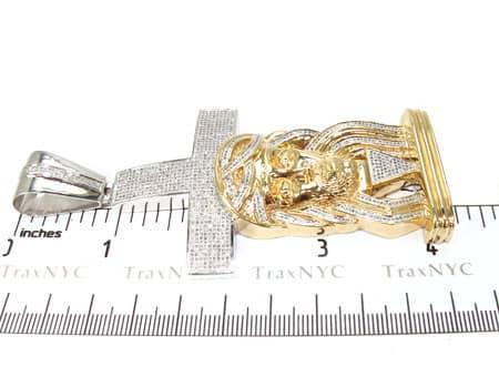 Moses Diamond Pendant 19267 Metal