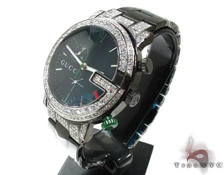 Diamond Gucci Watch YA101331 Gucci