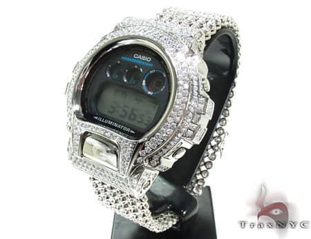 Fully Iced CZ G-Shock Casio Watch G-Shock